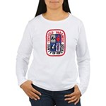 Riverside Paramedic Women's Long Sleeve T-Shirt