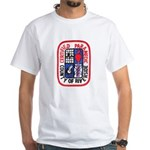 Riverside Paramedic White T-Shirt