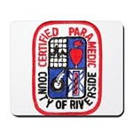 Riverside Paramedic Mousepad
