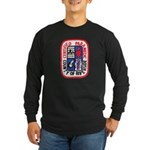 Riverside Paramedic Long Sleeve Dark T-Shirt
