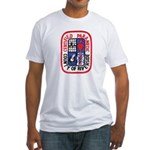 Riverside Paramedic Fitted T-Shirt
