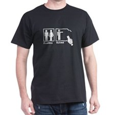 Man's Problem Solved T-Shirt