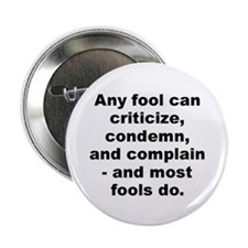 "Carnegie quotation 2.25"" Button"