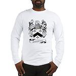 Davenport Coat of Arms Long Sleeve T-Shirt