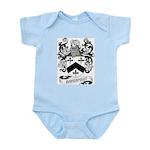Davenport Coat of Arms Infant Creeper