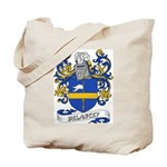 Delancey Coat of Arms Tote Bag