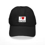 I Love San Francisco Black Cap