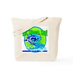 Eat Sleep Surf Tote Bag