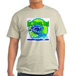 Eat Sleep Surf Ash Grey T-Shirt