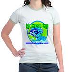 Eat Sleep Surf Jr. Ringer T-Shirt