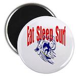 Eat Sleep Surf Magnet