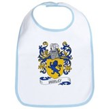 Dudley Coat of Arms Bib