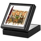 The Three Little Pigs Keepsake Box