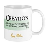 Creation (Adam & Eve) Mug