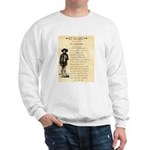 Wanted Cherokee Bill Sweatshirt