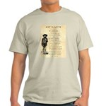 Wanted Cherokee Bill Light T-Shirt
