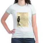 Wanted Cherokee Bill Jr. Ringer T-Shirt