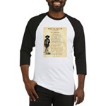 Wanted Cherokee Bill Baseball Jersey