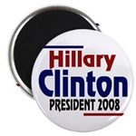 Hillary Clinton President 2008 (100 magnets)