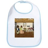 Goldilocks and the 3 Bears Bib