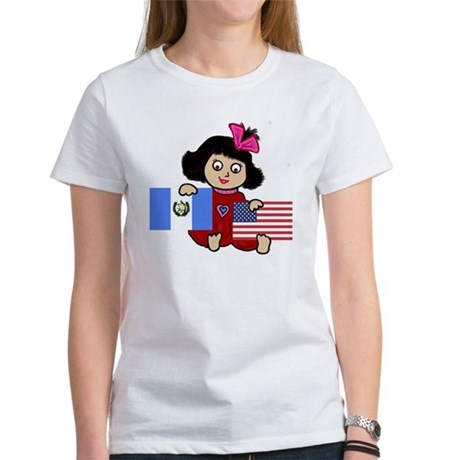 NEW! Guatemala Gal Women's T-Shirt