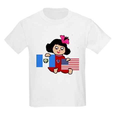 NEW! Guatemala Gal Kids T-Shirt