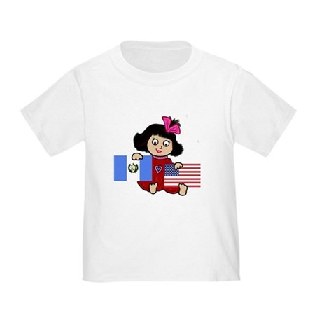 NEW! Guatemala Gal Toddler T-Shir