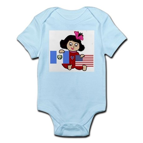 NEW! Guatemala Gal Infant Creeper