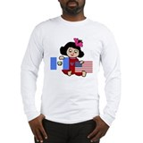 NEW! Guatemala Gal Long Sleeve T-Shirt