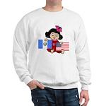 NEW! Guatemala Gal Sweatshirt