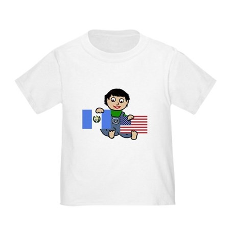 Guatemala Boy Toddler T-Shirt