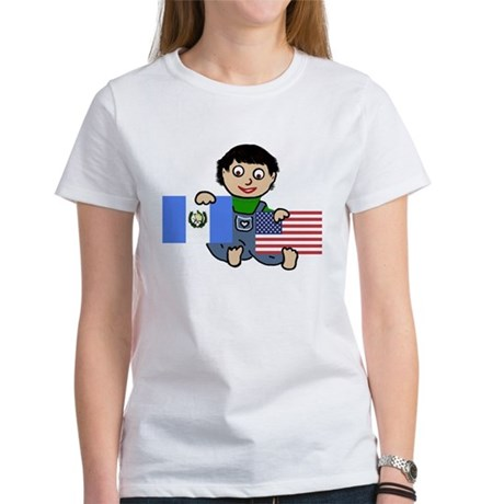 Guatemala Boy Women's T-Shirt
