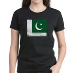 Pakistan Women's Dark T-Shirt