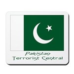 Pakistan Mousepad