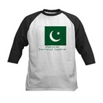 Pakistan Kids Baseball Jersey