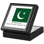 Pakistan Keepsake Box