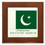 Pakistan Framed Tile