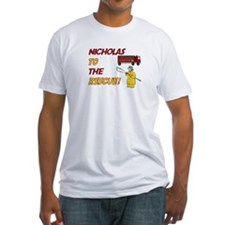 Nicholas to the Rescue! Shirt