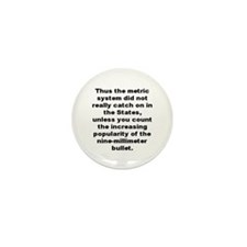Dave barry Mini Button (100 pack)
