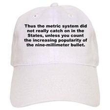 Funny Dave barry Baseball Cap