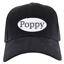 click to view POPPY steel Baseball Hat