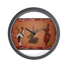 Unique Cambodians Wall Clock