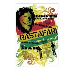 RASTAFARI Postcards (Package of 8)
