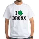 I Shamrock Love Bronx Shirt