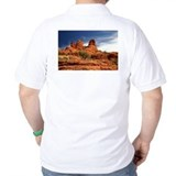 Vortex Side of Bell Rock T-Shirt