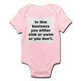 David smith quote Infant Bodysuit