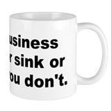David smith quote Mug