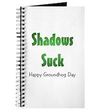 Shadows Suck Journal