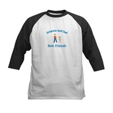 Arianna & Dad - Best Friends Tee