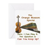 Orange Blossom Special--Keep Greeting Cards (Pk o